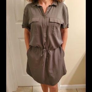 GAP Dresses - NWOT Army Green Dress from Gap